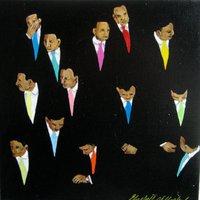 mænd i sort